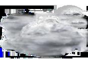 nubes rotas