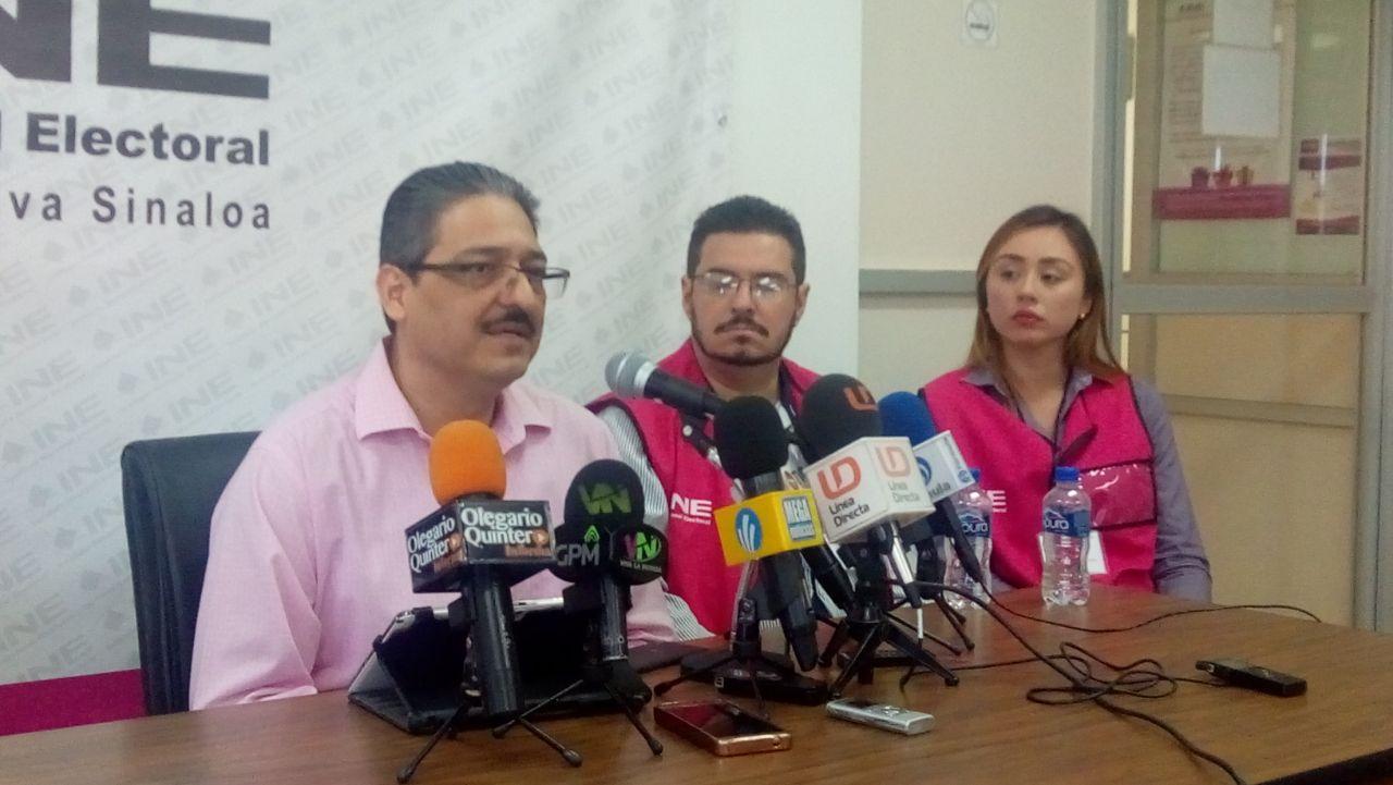 Capacitadores electorales llaman a ciudadanos a participan en jornada electoral