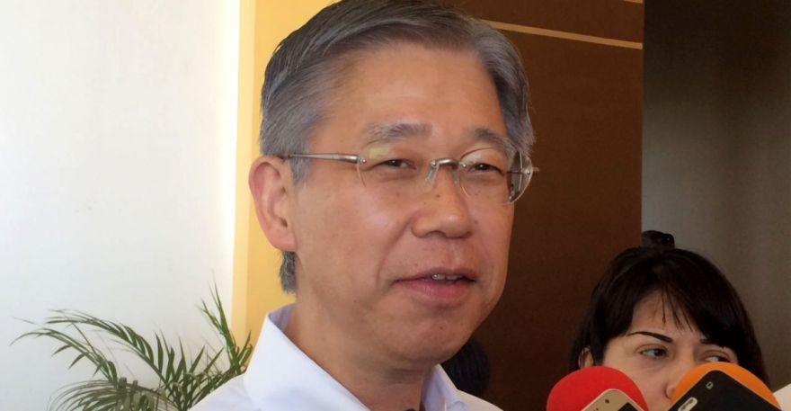 Embajador de Japón dice que Sinaloa debe borrar imagen de inseguridad