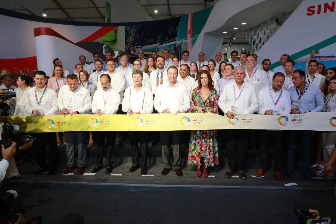Inicia formalmente el Tianguis Turístico Mazatlán 2018