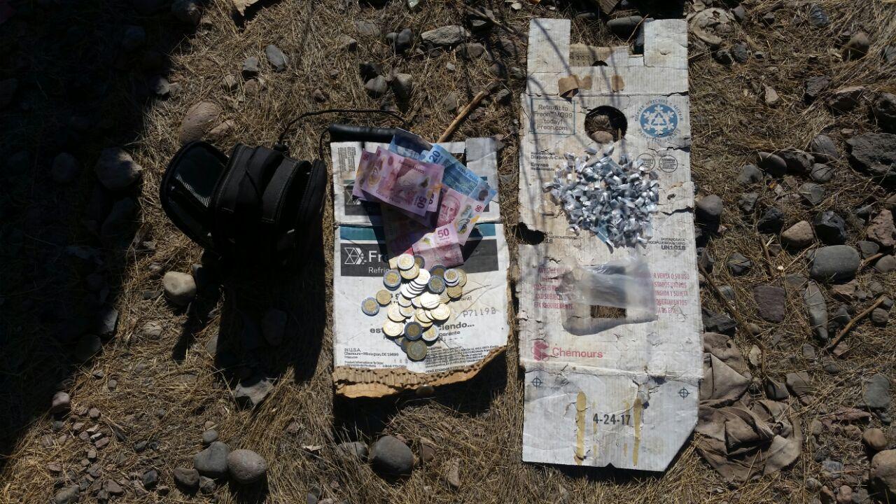 Menor es detenido por elementos de la SSPyTM en poder de heroína