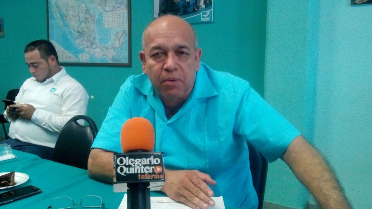 Registra Nueva Alianza a candidatos en tres municipios tras romperse alianza con el Verde y PRI