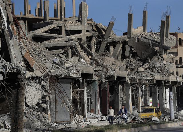 """Rusia no halla """"ningún rastro"""" químico en Siria"""