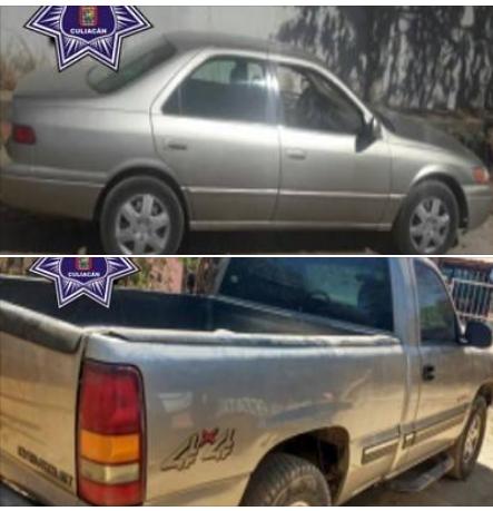 107 vehículos con reporte de robo son recuperados por la SSPyTM durante el mes de abril
