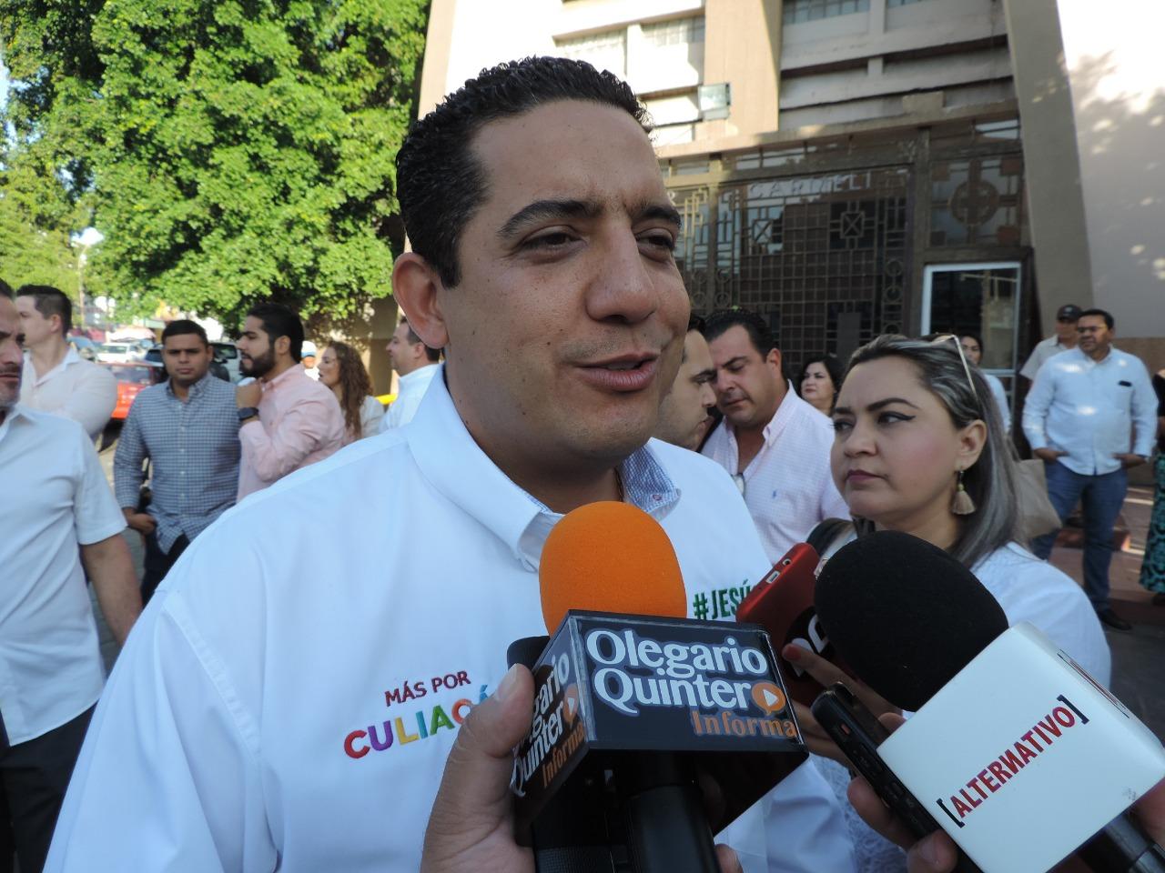 Busca Jesús Valdés promover en su campaña la participación ciudadana