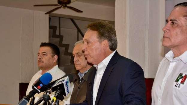 El PRI destituye a su líder en Morelos por chocar en aparente estado de ebriedad