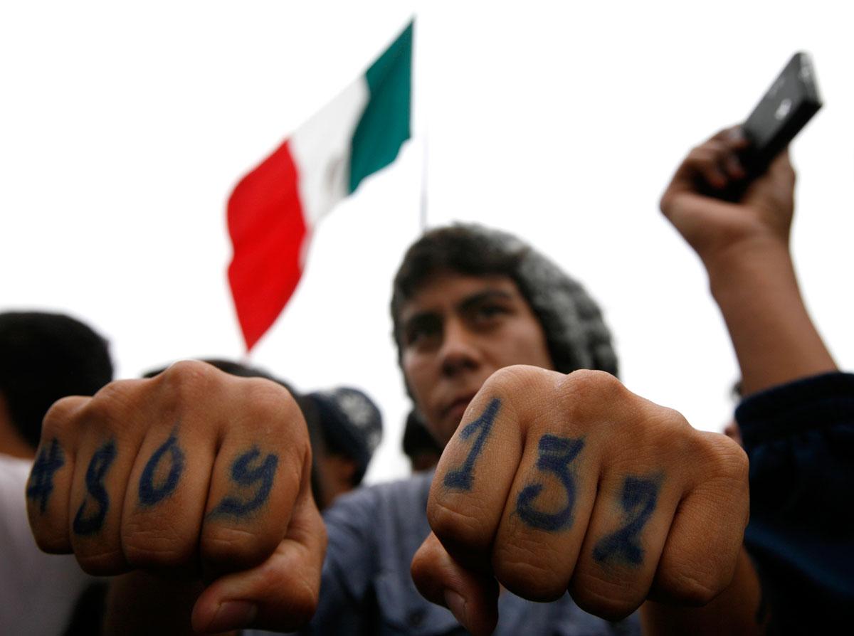 El #YoSoy132 sigue presente y la Ibero está siendo testigo de una nueva efervescencia estudiantil: rector