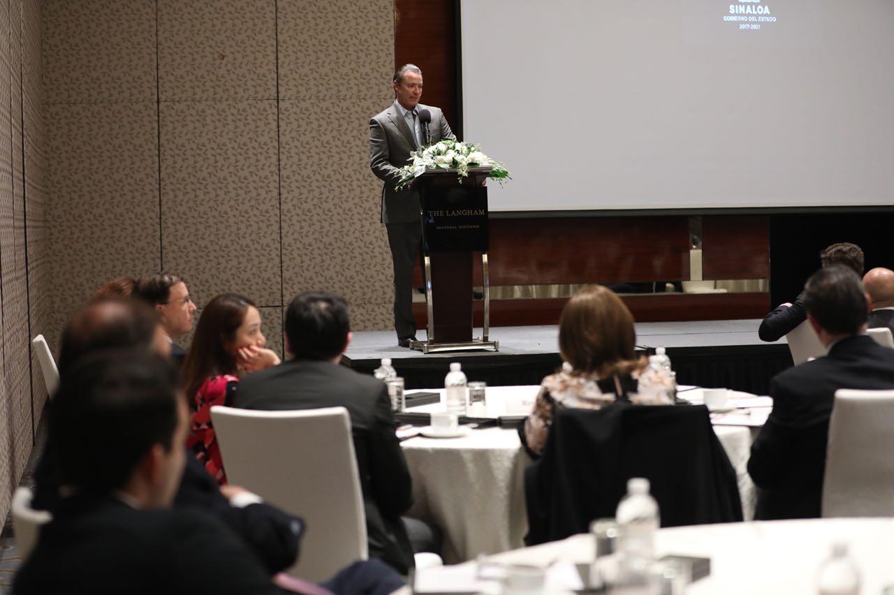 Inicia la misión comercial sinaloense en China