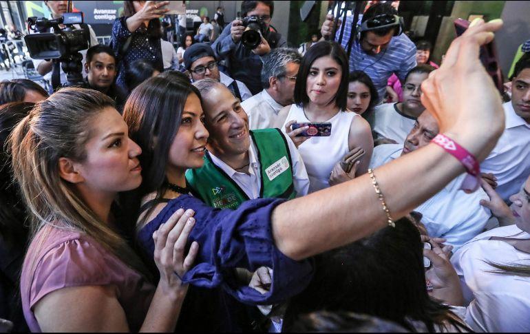 Las mujeres decidirán con su voto el destino del país: Meade