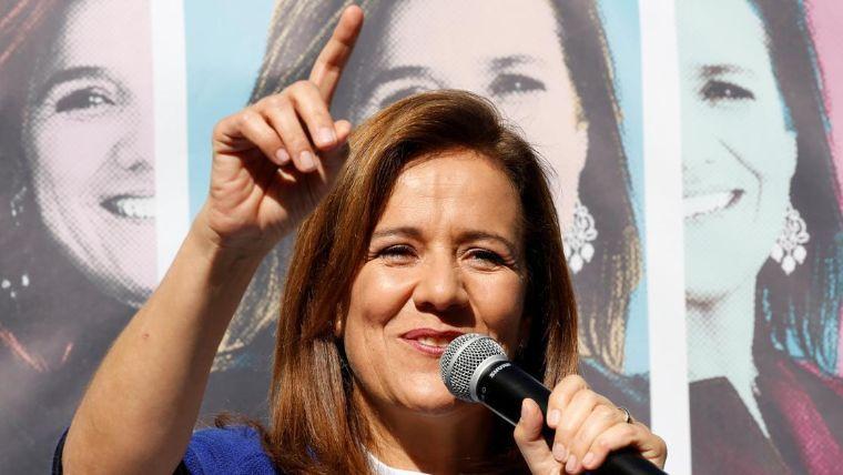 Margarita Zavala considera necesario revisar las Afores con la finalidad de fortalecerlas