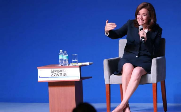 Margarita Zavala reconoce que ya tienen dificultades para financiar su aspiración política