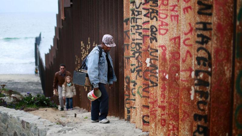 Migrante Sinaloense desconoce cuántas veces intentará cruzar a EUA