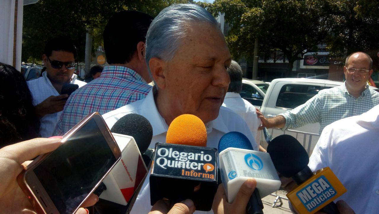 Niega Aguilar Padilla ruptura con el Partido Verde en Sinaloa