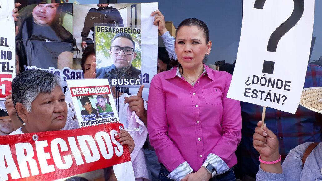 Trabajan en crear fiscalía especial para desaparecidos