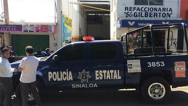 Asesinan a joven en un autolavado de la Colonia CNOP