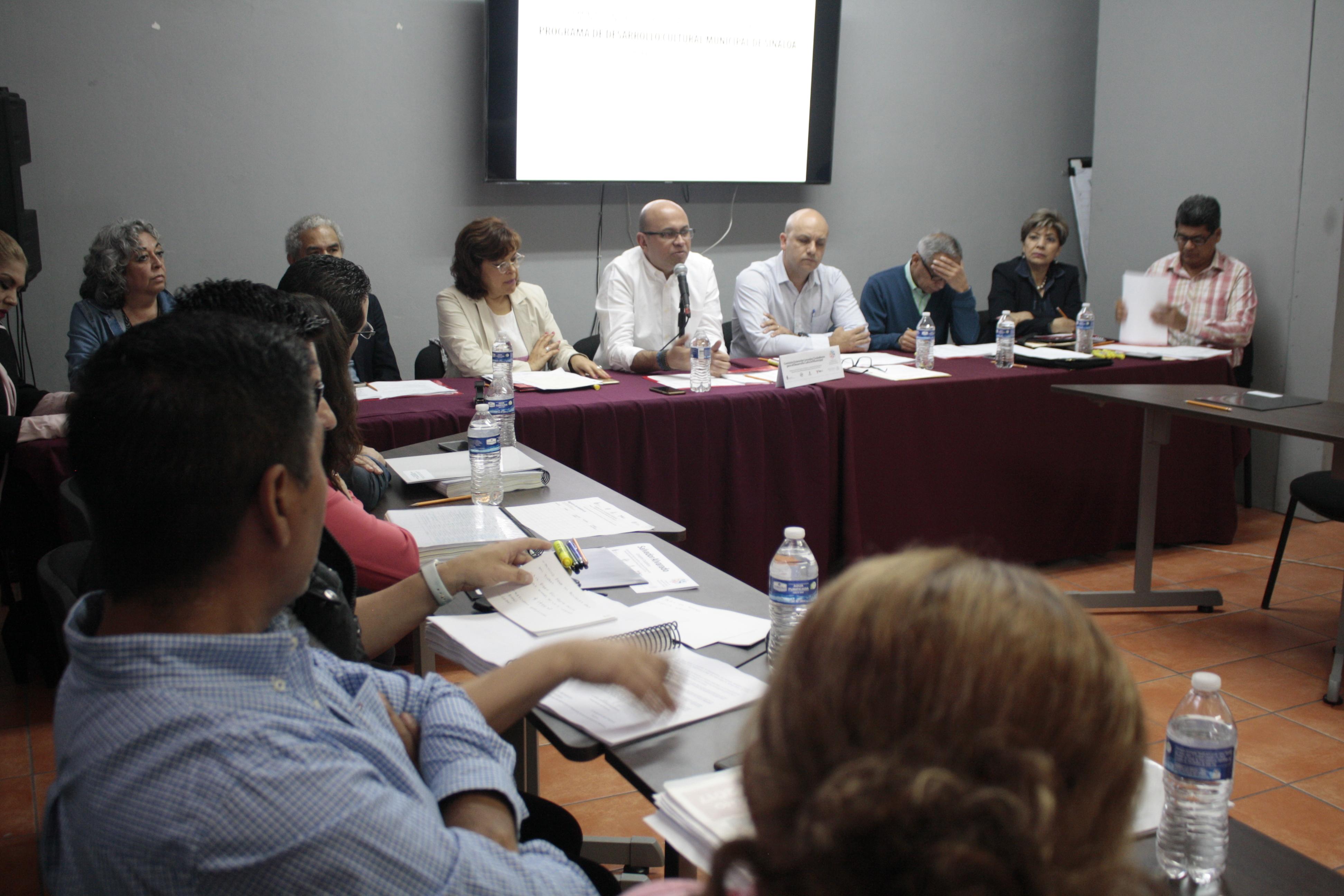 Ejercerán 4 millones 200 mil pesos para el Programa Desarrollo Cultural Municipal de Sinaloa