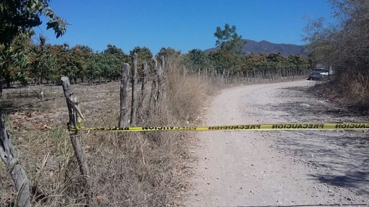 Encuentran un muerto en Escuinapa
