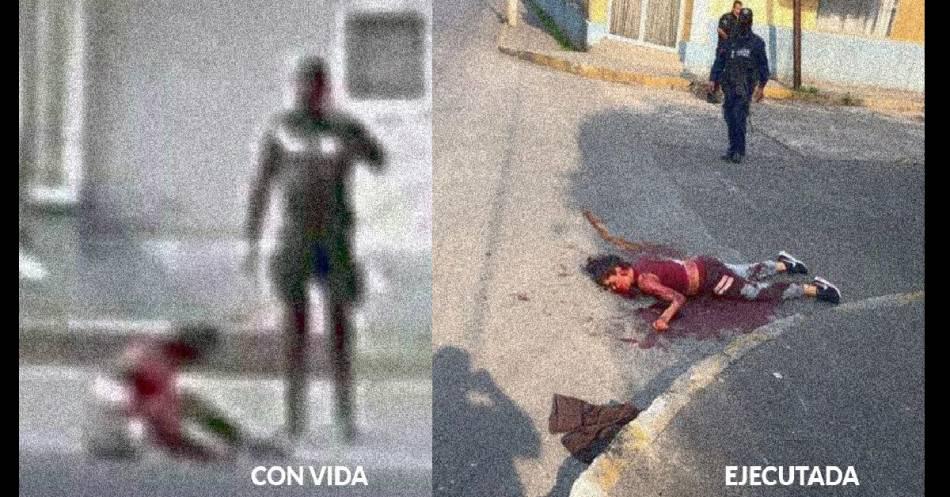 Fotografías revelan que policías de Veracruz ejecutaron a dos adolescentes de 16 y 14 años