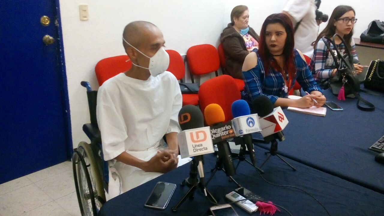 Genaro disfruta otra oportunidad de vida tras su trasplante de hígado