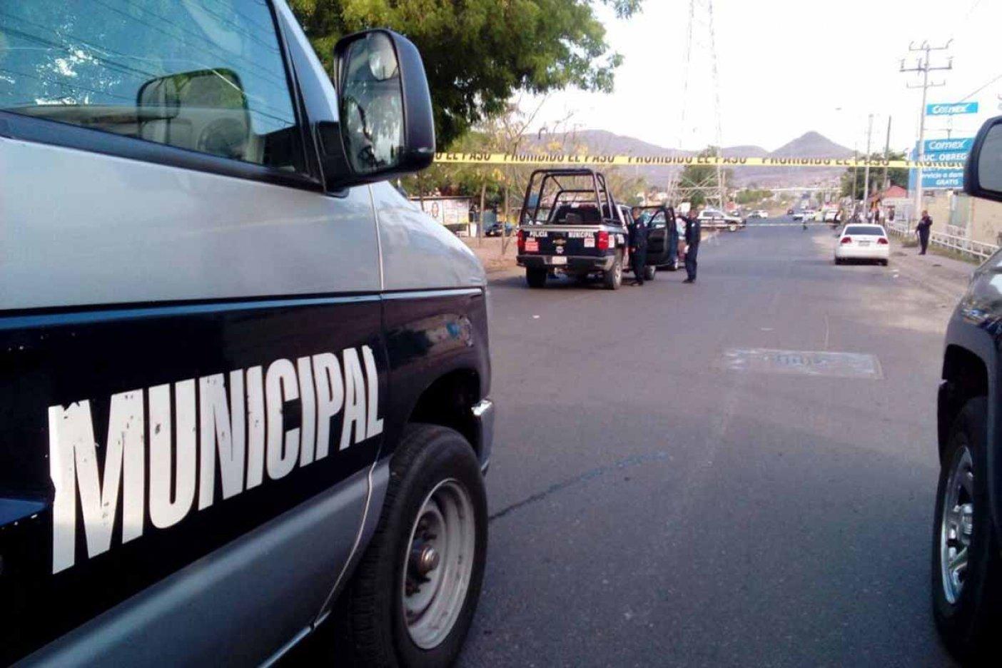 Hieren a presunto delincuente en enfrentamiento en Culiacán