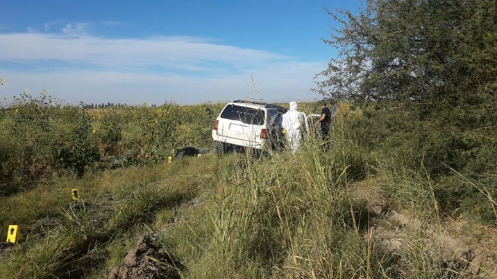 Hombre de la tercera edad es asesinado en límites de Guasave y Guamúchil