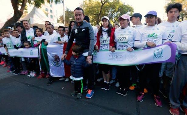 IMSS Sinaloa invita a participar en la carrera deportiva por su 75 aniversario en Culiacán y los Mochis