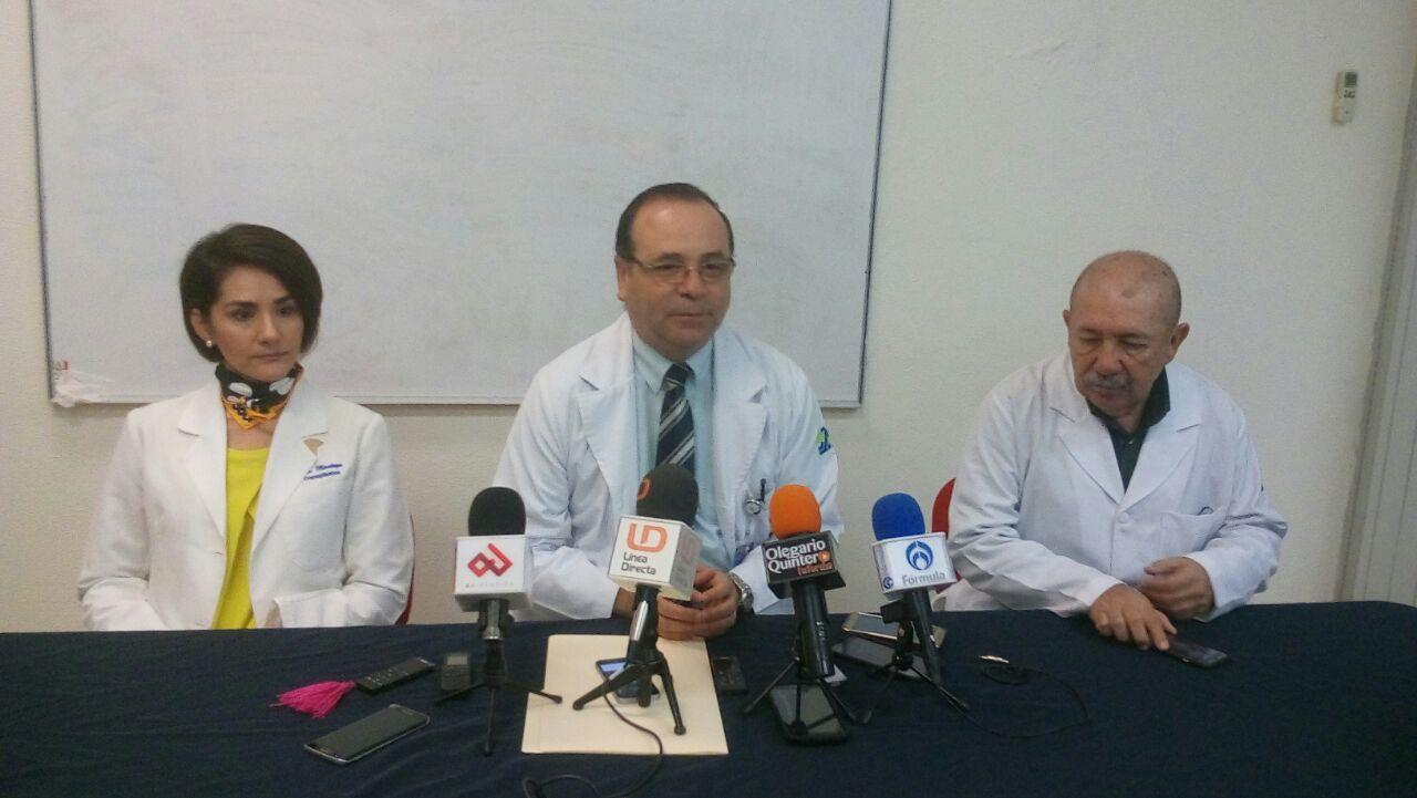 Lleva el Hospital General 17 trasplantes desde la reactivación de dicho programa