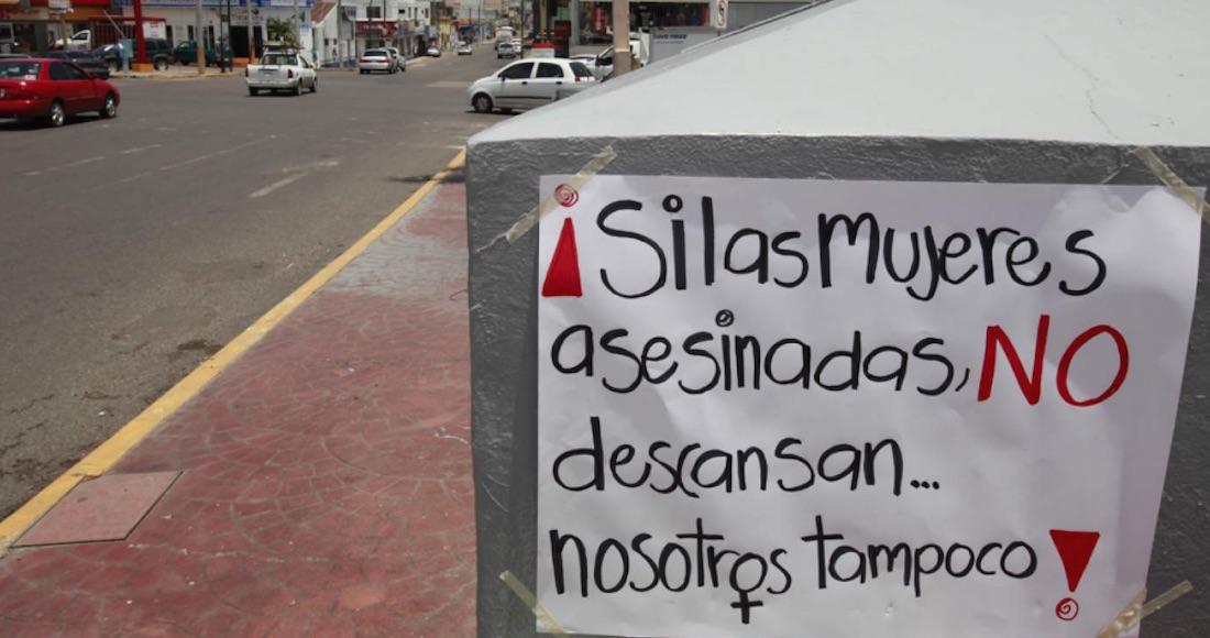 Los feminicidios aumentan en Sinaloa