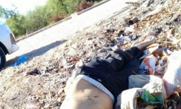 Sin piedad matan a un joven con fusiles