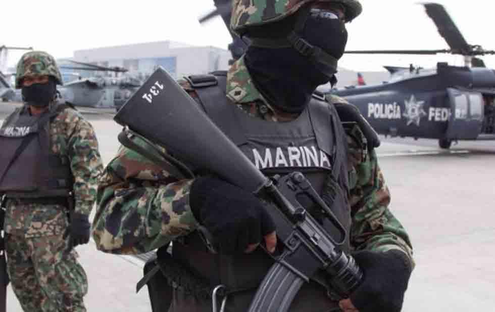 Ataca Marina por error a Fuerza Única de Jalisco