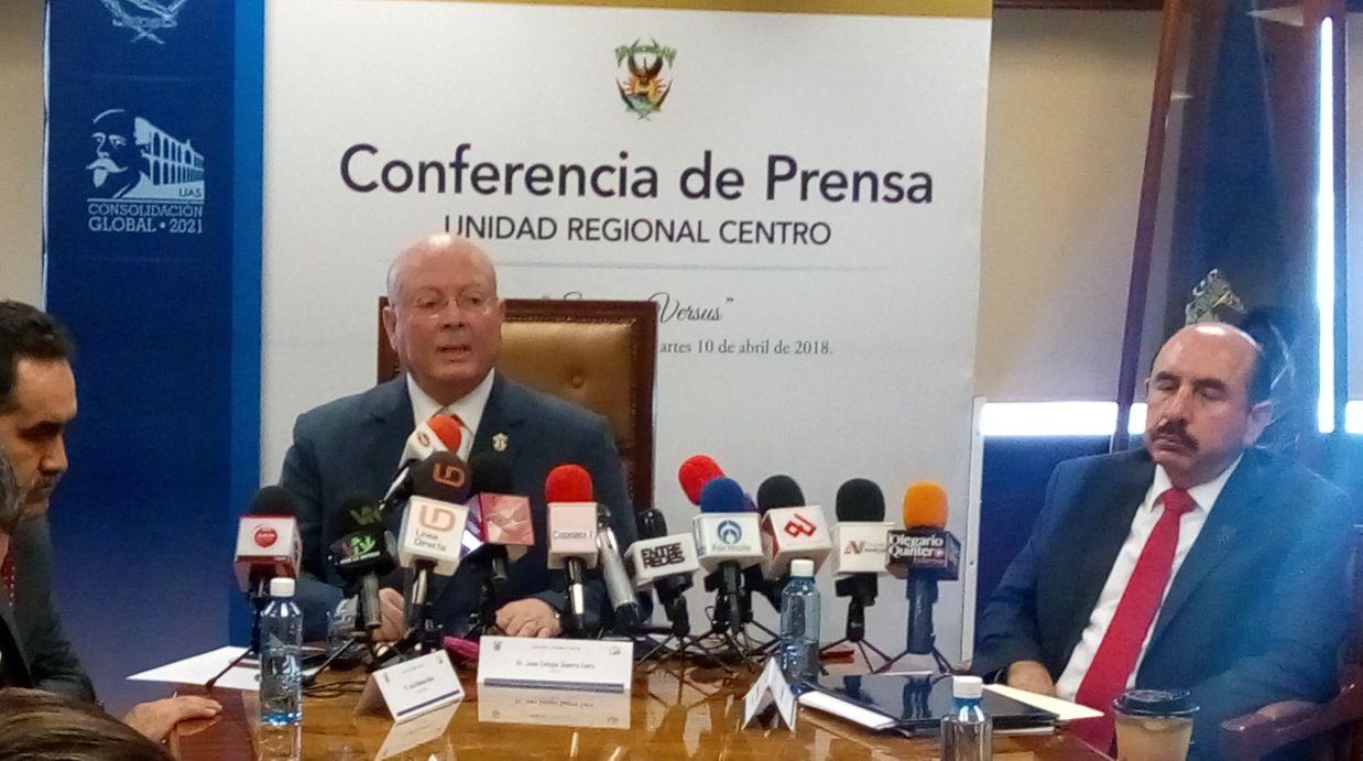 Construcción de malecón en Ceuta no avanzará, rector de la UAS