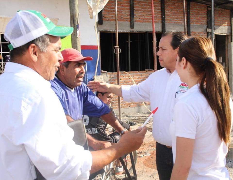 El trabajo en unidad seguirá dando beneficios al campo el diez JEMP