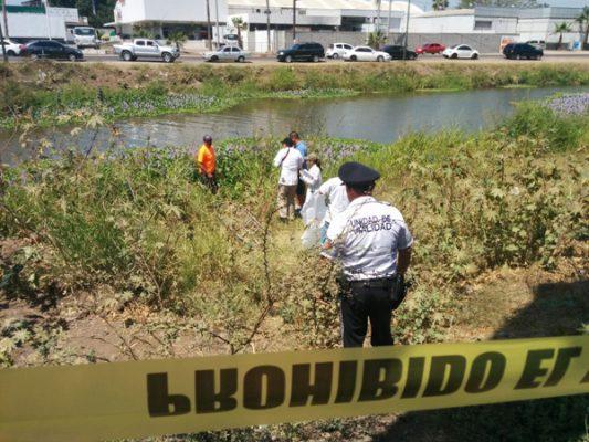 Encuentran el cuerpo de una persona sin vida en el canal Recursos