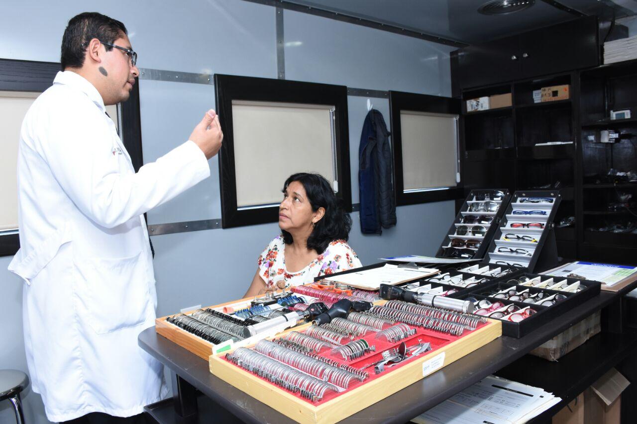 """Llega el """"Tren de la Salud"""" a Culiacán para brindar servicios médicos gratuitos"""