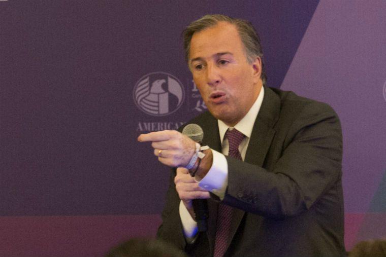 México requiere de buenos políticos y servidores públicos: Meade