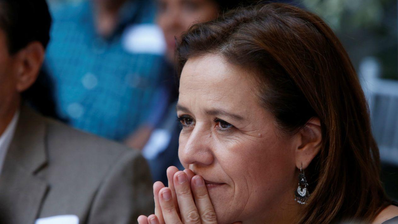 Margarita Zavala promete crecer arriba del 5%