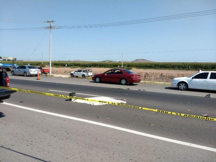 Muere un motociclista tras ser arrollado en la México 15