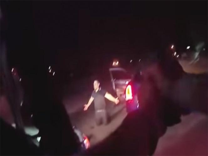 Policía de Las Vegas mata a tiros a conductor