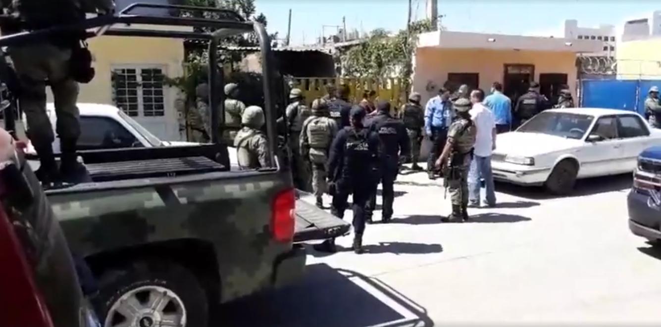 Presunto asaltabancos es detenido en Culiacán