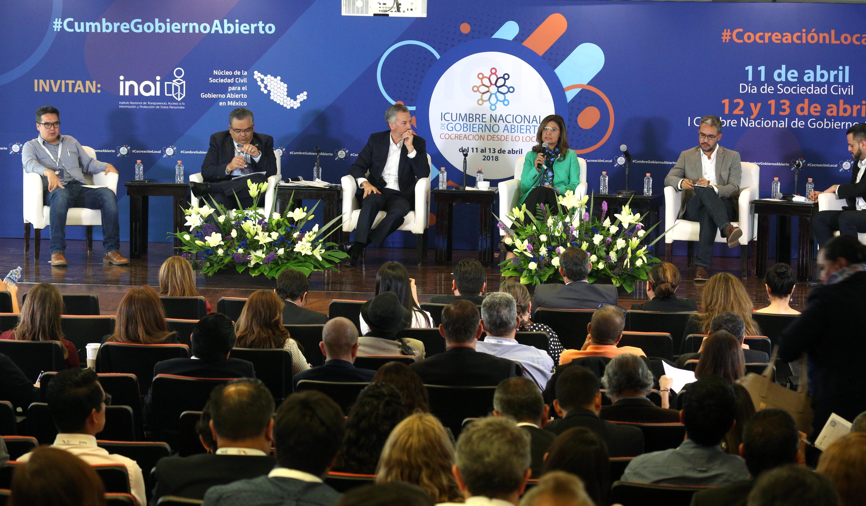 Que sociedad civil se apropie del papel de protagonista en Gobierno Abierto Ibarra