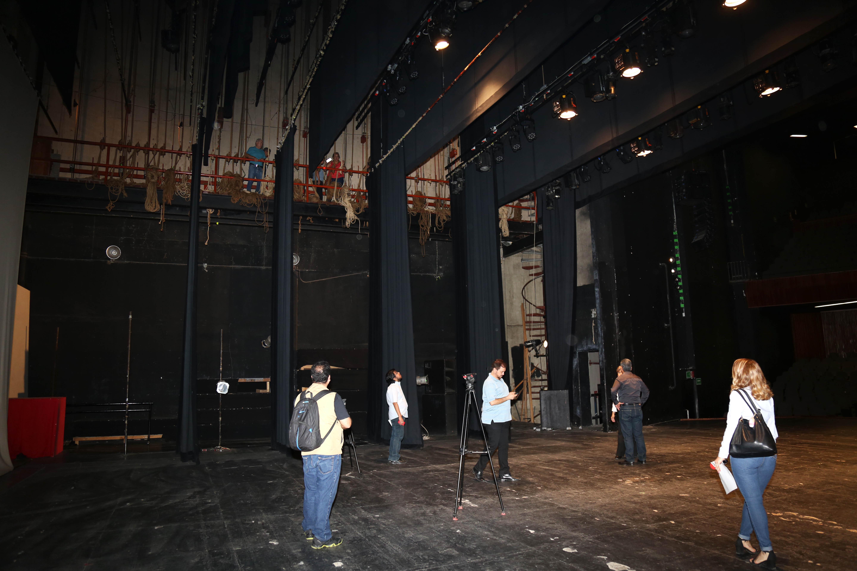 Inicia el reequipamiento del Teatro Pablo de Villavicencio