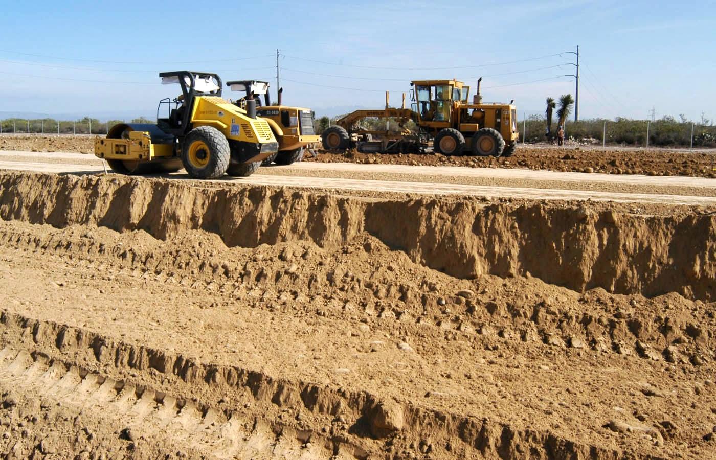 Se han concretado más de 270 contratos para obra pública a realizarse este año en Sinaloa