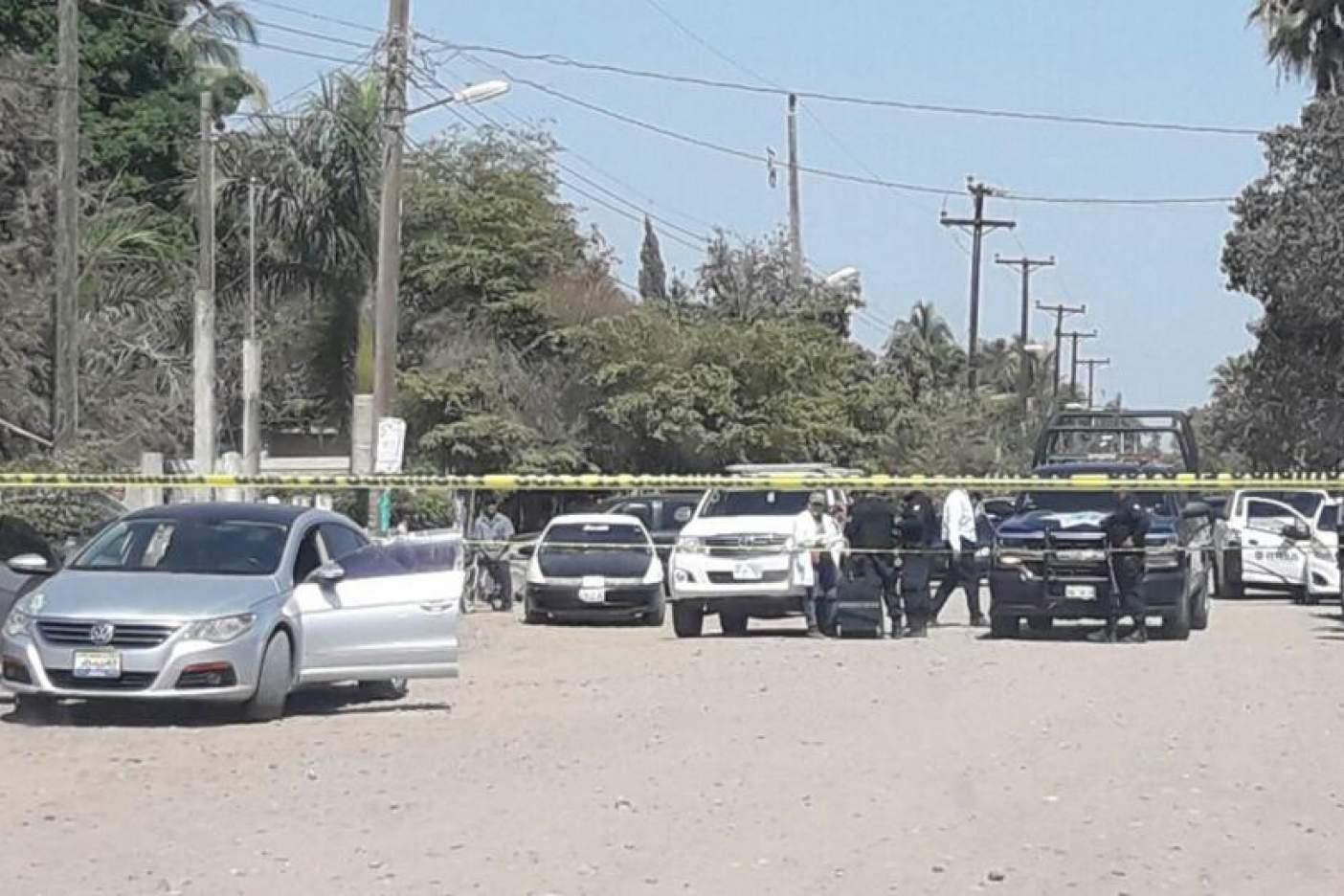 asesinato, auxiliar de Ministerio Público, Navolato, Sinaloa